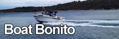 Big Game Fishing Croatia - Boat Bonito